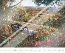 Spirit of the Garden Two art print poster with laminate
