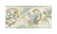 Crewelwork Panel II art print poster with laminate