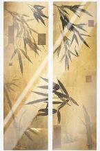 Bamboo Impressions II art print poster with laminate