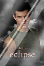 Twilight Eclipse art print poster with laminate
