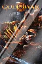 God of War 3 hades art print poster with laminate