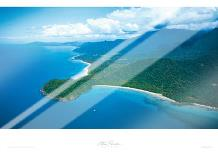 Cape Tribulation - Qld art print poster with laminate