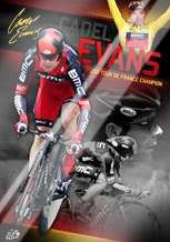 Cadel Evans art print poster with laminate