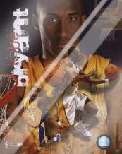 Kobe Bryant - 2006 Portrait Plus art print poster with laminate