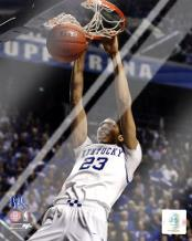 Anthony Davis University of Kentucky Wildcats 2011 Action art print poster with laminate