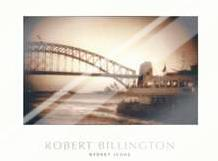 Sydney Icons art print poster with laminate