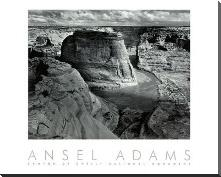Canyon De Chelly National Monument art print poster with block mounting