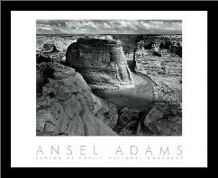 Canyon De Chelly National Monument art print poster with simple frame