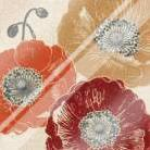 A Poppys Touch III art print poster with laminate