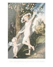 Cupid Complaining to Venus art print poster with laminate