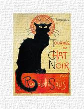 Tournee Du Chat Noir   Steinlen Art Prints & Posters ...