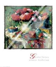 Garden Variety art print poster with laminate