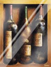 Straight From The Cellar I art print poster with laminate
