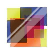 Colors In Squares 1 art print poster with laminate
