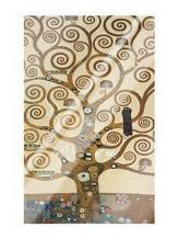 Tree Of Life art print poster with laminate
