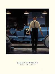 Birth of a Dream poster print by Jack Vettriano