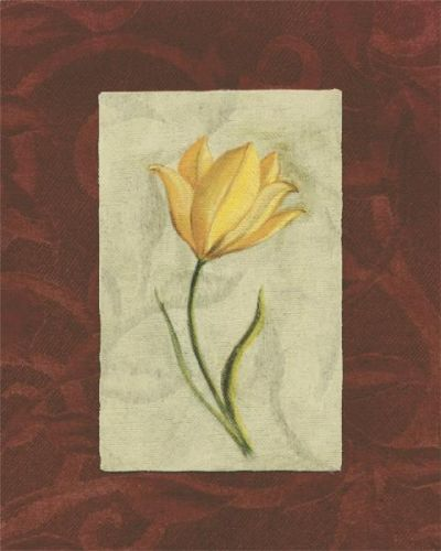Yellow flower julio sierra art prints posters picturestore yellow flower poster print by julio sierra mightylinksfo