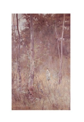 The Lost Child poster print by Fredrick McCubbin