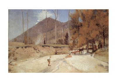 On the Timbara - Tom Roberts