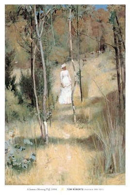 Tom Roberts - Summer Morning Tiff