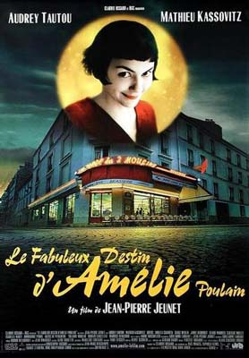 Amelie poster print by  None