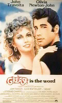 Grease poster print by  None