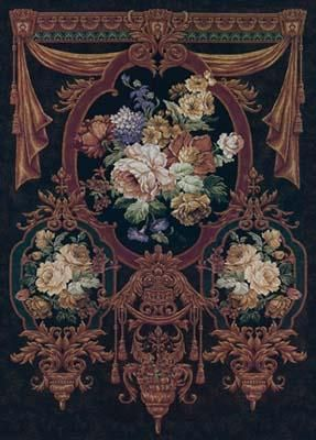 Floral Bouquet Tapestry poster print by  Riddle Co Llc