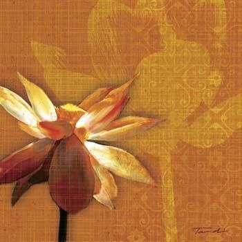 Efflorescence I poster print by Tandi Venter