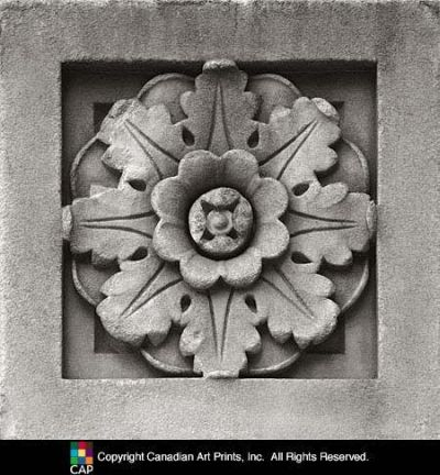 Architectural Detail I poster print by Boyce Watt