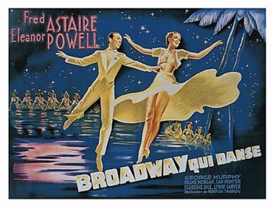 Broadway poster print by  Unknown