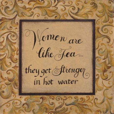 Women Are Like poster print by Pamela Smith