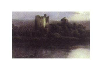 Castle Kilarney poster print by  Vintage Advertising