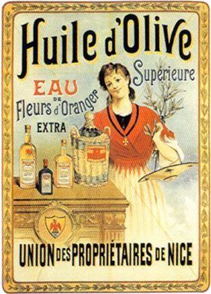 Huile d'olive promotion