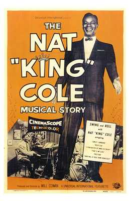 Nat King Cole Musical Story, the poster print by  Entertainment Poster