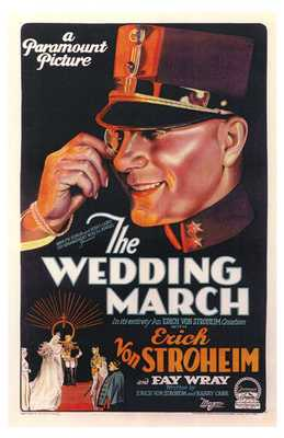 Wedding March, the poster print by  Entertainment Poster