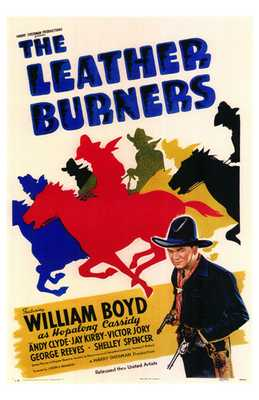 Leather Burners, the poster print by  Entertainment Poster