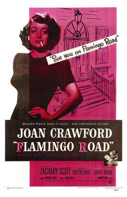 Flamingo Road poster print by  Entertainment Poster