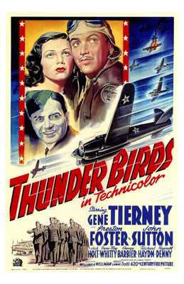 Thunder Birds poster print by  Entertainment Poster