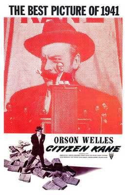 Citizen Kane poster print by  Entertainment Poster