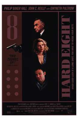Hard Eight poster print by  Entertainment Poster