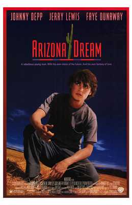 Arizona Dream poster print by  Entertainment Poster