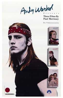 Paul Morrissey Trilogy poster print by  Entertainment Poster