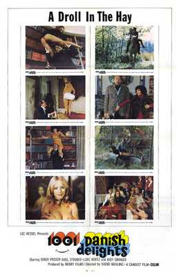 1001 Danish Delights poster print by  Entertainment Poster