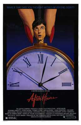 After Hours poster print by  Entertainment Poster