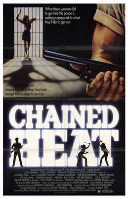 Chained Heat poster print by  Entertainment Poster