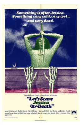 Let's Scare Jessica to Death poster print by  Entertainment Poster