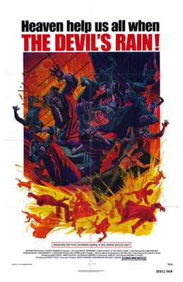 Devil's Rain, the poster print by  Entertainment Poster