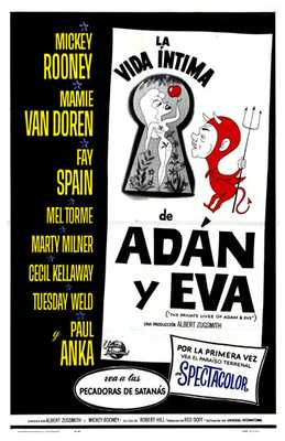 Private Lives of Adam Eve, the poster print by  Entertainment Poster