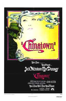 Chinatown poster print by  Entertainment Poster