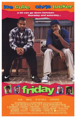 Friday poster print by  Entertainment Poster